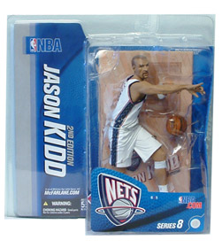 Jason Kidd Series 8 - Nets