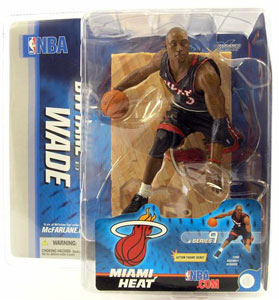 Dwyane Wade Series 9 - Miami Heat