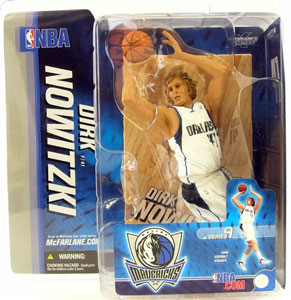 Dirk Nowitzki 2 - Series 9 - Mavericks