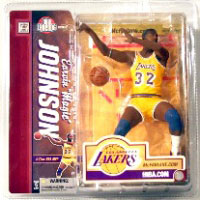 NBA Legends 2 Earvin Magic Johnson - Lakers