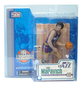Pete Maravich - Jazz