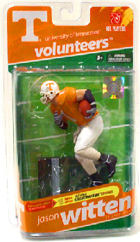 College Football - Jason Witten - Tennessee Volunteers