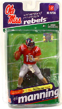 College Football - Eli Manning - Ole Miss Rebels