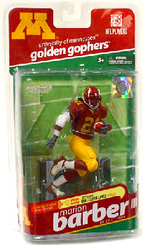 College Football - Marion Barber III - Minnesota Golden Gophers