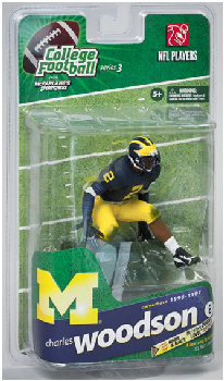 College Football - Charles Woodson - University of Michigan