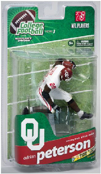 College Football Series 3 - Adrian Peterson 2 - University of Oklahoma