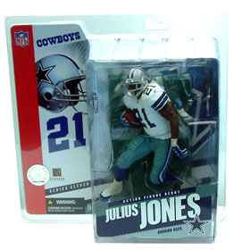Julius Jones - Cowboys