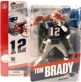 Tom Brady Series 11 - Patriots
