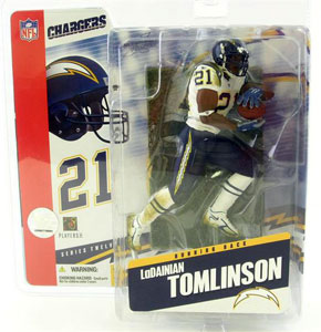 LADAINIAN TOMLINSON 3 - Chargers