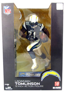 12-Inch LaDainian Tomlinson 2 - DARK BLUE UNIFORM