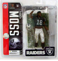 Randy Moss 3 - Series 13 - Raiders