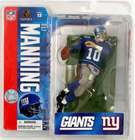 Eli Manning 2 - Series 13 - Giants