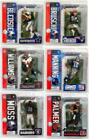 NFL Series 13 Set of 6