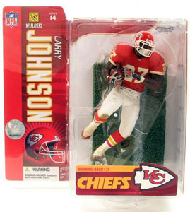 Larry Johnson - Chiefs
