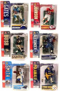 NFL Series 14 Set of 6