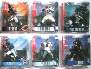Mcfarlane NFL Series 15 Set of 6