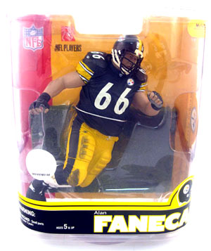Alan Faneca Variant - Steelers