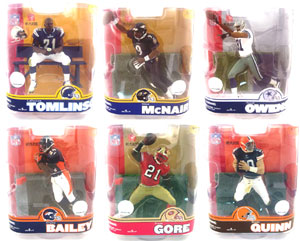 Mcfarlane Sports NFL Series 16 Set of 6