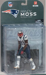 Randy Moss 4 - New England Patriots
