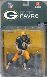 Brett Favre 5 - Series 17 - Packers