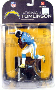 LaDainian Tomlinson Series 18 - Black Arm Band Variant