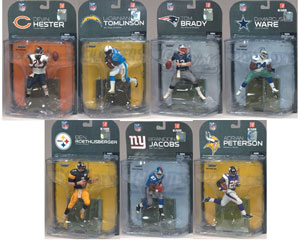 NFL Series 18 Set of 7