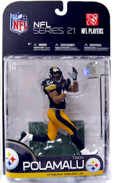 NFL 21 - Troy Polamalu 3