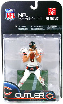 NFL 21 - Jay Cutler White Jersey Variant