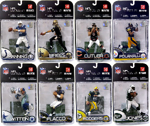 Mcfarlane NFL Series 21 - Set of 8