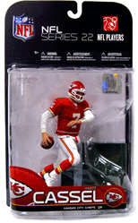 NFL 22 - Matt Cassel - Chiefs - Red Jersey Regular