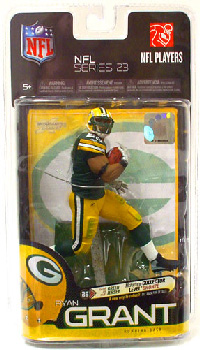 NFL Series 23 - Ryan Grant - Packers - Bronze Collector Level
