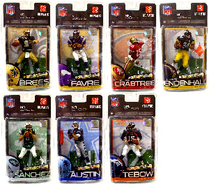 Mcfarlane Sports - NFL Series 23 - Set of 7