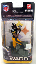 NFL Series 24 - Hines Ward 3 - Steelers