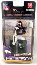 NFL Series 24 - Adrian Peterson 3 - Vikings