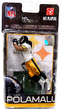 NFL Series 25 - Troy Polamalu 2 - Steelers