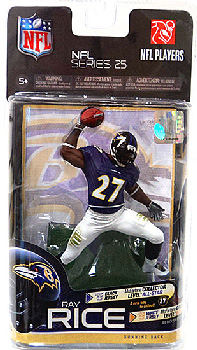 NFL Series 25 - Ray Rice - Ravens
