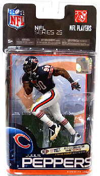 NFL Series 25 - Julius Peppers - Bears