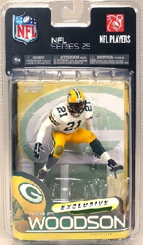 NFL Series 25 - Charles Woodson - Packers Exclusive