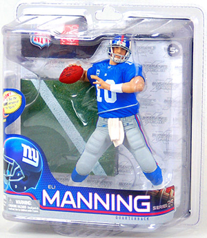 NFL Series 26 - Eli Manning - Giants