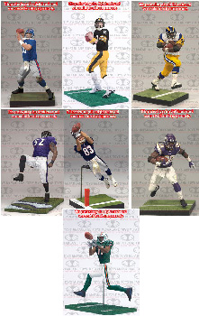 Mcfarlane Sports NFL Series 26 - Set of 7