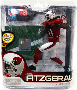NFL 27 - Larry Fitzgerald 2 - Arizona Cardinals