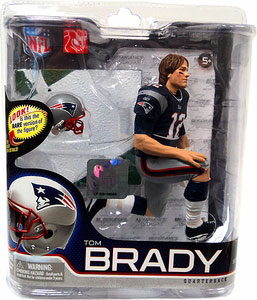 NFL 27 - Tom Brady 4 - Patriots