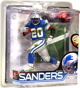 NFL Series 28 - Barry Sanders - Detroit Lions