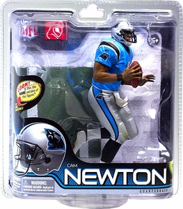 NFL Series 28 - Cam Newton - Carolina Panthers Bronze Level