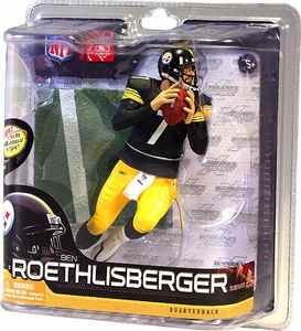 NFL Series 28 - Ben Roethlisberger - Pittsburgh Steelers