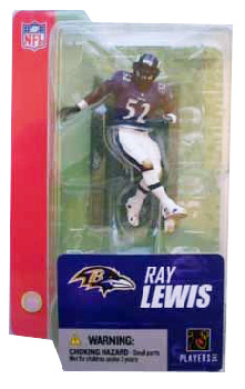 3-Inch Ray Lewis