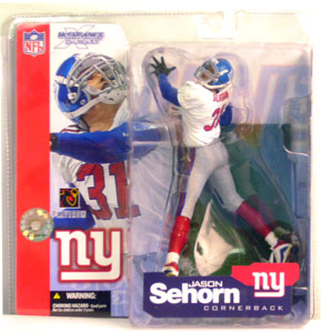 Jason Sehorn - Red Sox - Giants