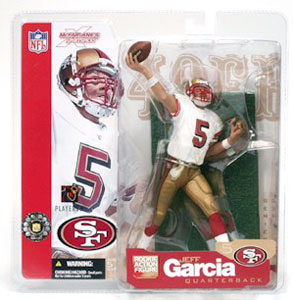 Jeff Garcia White Regular - 49ers