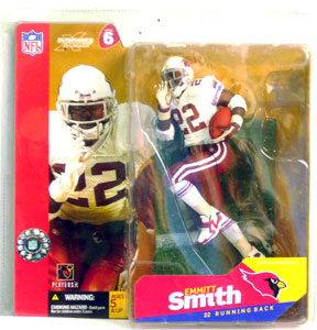 Emmitt Smith Red Glove Variant