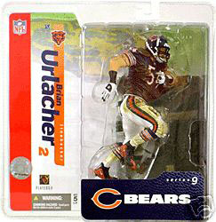 NFL Series 9 - Brian Urlacher - Chicago Bears